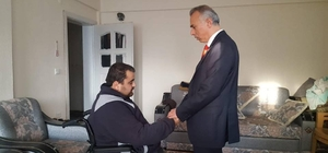 """Başkan Öztürk: """"Engelli vatandaşlarımızın sorunlarına çözüm bulmak temel hedefimiz"""""""