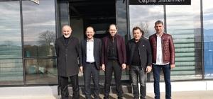 Başkan Ayaz'ın esnaf ziyaretleri devam ediyor