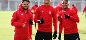 DG Sivasspor, Göztepe maçına hazırlanıyor