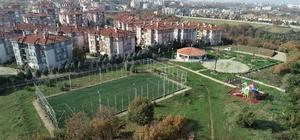 5 mahallenin yeni park ve sosyal alanları hazır
