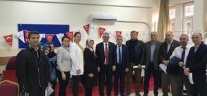 Lise öğrencilerinden Kızılay'a destek