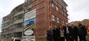 Sivas'ta eğitim yatırımları devam ediyor