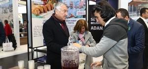 Seyhan Belediyesi, İzmir'de Adana'yı tanıttı