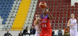 Çukurova Basketbol, Avrupa'da kazandı Kadınlar EuroCup E Grubu'nun 5. maçında Çukurova Basketbol, evinde ağırladığı Botaş Spor'u 84-63 yendi