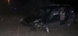 Karacasu'da trafik kazası; 1 ölü