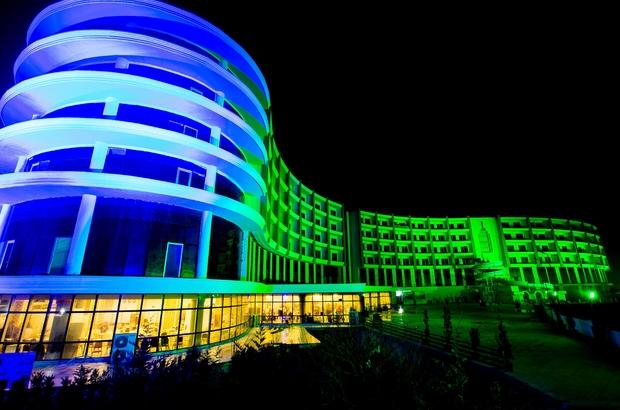Türkiye'nin kongre oteli olmaya adayız 63