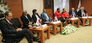 """SANKO Üniversitesi'nde """"Engelleri Aşmak Sempozyumu"""" düzenlendi"""