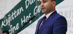 Osmaniye Belediyesi 3. Kitap Fuarı açıldı