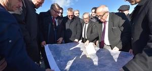 Tarıma Dayalı İhtisas OSB'de çalışmalar başladı