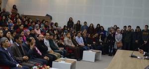 Milli Eğitim Müdürü Öğretmen adayları ile buluşuyor