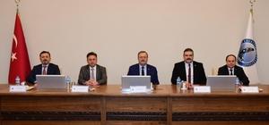 Anadolu Üniversitesi üniversite-sanayi iş birliğinde yeni adım attı Rektör Çomaklı Kocatepe Staj Konsorsiyumu Protokolüne imza attı