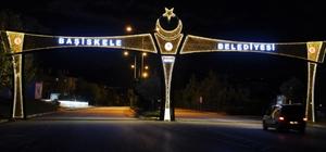 Başiskele'ye estetik ve modern şehir kapıları