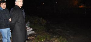 Zonguldak'ta sağanak taşkına neden oldu