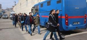Elazığ'da FETÖ operasyonunda 4 tutuklama