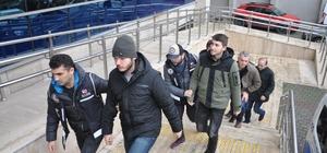 Zonguldak'ta FETÖ operasyonunda 4 kişi tutuklandı