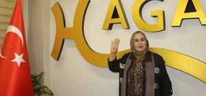 Yenişehir siyasetine kadın eli değdi Hanım ağanın adaylığı Yenişehir ilçesinde sevinçle karşılandı