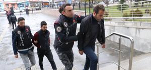 Erzincan'da rekor miktarda eroin ele geçirilmesi