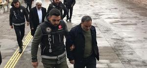 Erzincan'daki uyuşturucu operasyonuyla ilgili 6 kişi adliyeye sevk edildi