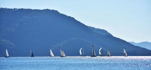 Marmaris'te yelkenli yat yarışları