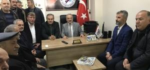 """Hilmi Güler: """"Ortak paydamız Ordu"""" AK Parti Ordu Büyükşehir Belediye Başkan Adayı Mehmet Hilmi Güler: """"Hangi görüşten olursanız olun önemli olan Ordu'yu kalkındırmak. Hepimizin ortak paydası Ordu'dur"""" """"Sen, ben, biz yok, siz varsınız"""""""