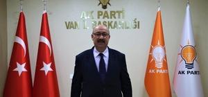 Van, Takva'yı karşılamaya hazırlanıyor AK Parti Van Büyükşehir Belediye Başkan Adayı Takva Van'a geliyor