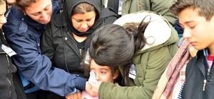 """Silahlı saldırıda hayatını kaybeden Aydoğdu ve Aykan son yolculuklarına uğurlandı Çukurova Belediye Başkanı Soner Çetin: """"Cengiz müdürümüz çok adice yapılan bir saldırı sonucu hayatını kaybetti"""""""