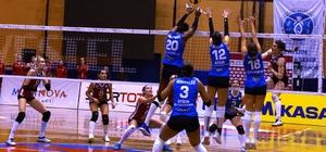 Vestel Venüs Sultanlar Ligi: Aydın Büyükşehir Belediyespor: 2 - Nilüfer Belediyespor: 3