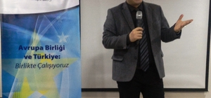 8. Avrupa Birliği  İnsan Hakları Film Festivali Trabzon başladı