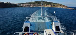 AA'nın fotoğrafları için gemi seferinde oy kullandılar