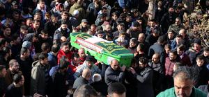 Kalp krizi sonucu ölen Sivassporlu taraftar toprağa verildi