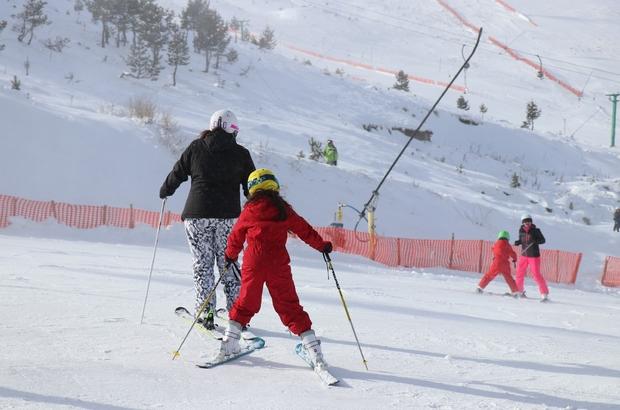 Kartalkaya Da Kayak Sezonu Acildi Bolu Haberleri