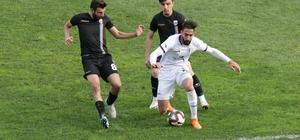 TFF 3. Lig: Yeni Orduspor: 1 - Alibeyköyspor: 0