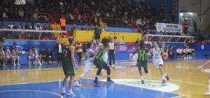 Türkiye Kadınlar Basketbol Süper Ligi: Hatay Büyükşehir Belediyespor: 73 - OGM Ormanspor: 70