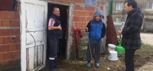 İzmit Belediyesi köylünün ayağına gidiyor
