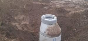 VASKİ ekiplerince kanalizasyon bacası değişimi