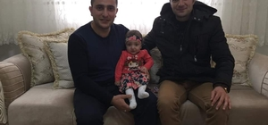 Demirözü ilçesinde 'Hoş Geldin Bebek' projesi