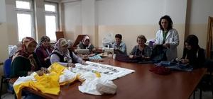 Daday Halk Eğitim Merkezi'nde istihdama yönelik kurslar devam ediyor
