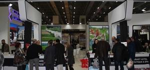 Adapazarı Belediyesi, Travel Turkey İzim Fuarına katıldı