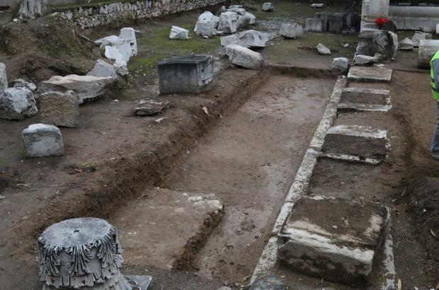 Antik Yollar : Akhisar roma dönemindeki görkemine kavuşacak thyateria antik kenti