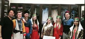 """Menderes Lisesinden """"Türkiye'de ve Almanya'da göç ve uçuş izleri"""" projesi"""
