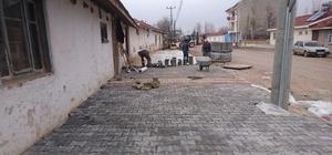 Aslanapa'da çevre düzenleme çalışmaları aralıksız devam ediyor