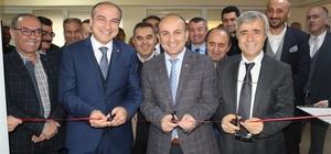 Üniversite-Sektör İşbirliği Merkezi açıldı Amasya Üniversitesi ile ATSO'dan iş birliği anlaşması