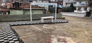 Vezirhan Yeni Camii'nde çalışmalar tamamlandı