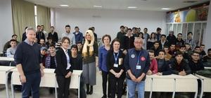 Üniversite öğrencilerinden Büyükşehir'e eğitim teşekkürü