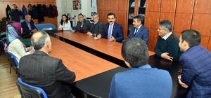 """Belediye Başkanı Yaşar Bahçeci: """"Hizmet anlayışımızın temeli şehir merkezi değil şehrin tamamı"""""""