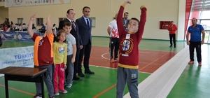 Sportif yetenek taramaları tamamlandı Yetenek taramasından 9 bin 596 öğrenci geçti