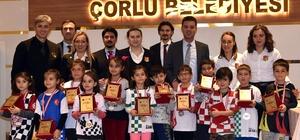 Satranç Tekirdağ İl Birinciliği turnuvası