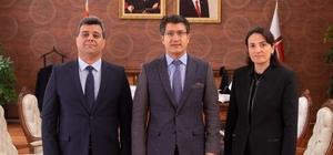 Şeyh Edebali Üniversitesi'ne iki yeni rektör yardımcısı atandı