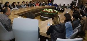 Ankaralı öğrenciler Siirt'e misafir oldu