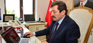 """Vali Tavlı, AA'nın """"Yılın Fotoğrafları"""" oylamasına katıldı"""